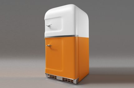 Kühlschrank Avangarde, Kunde:Eigenprojekt