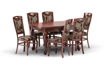 Tisch und Stühle, Kunde:BOMAR