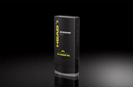 Produktanimation für die Marke HEAD, Kunde: LUXESS GROUP