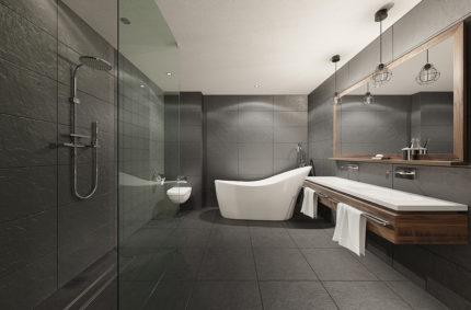 Badezimmer, Kunde: SOPRO